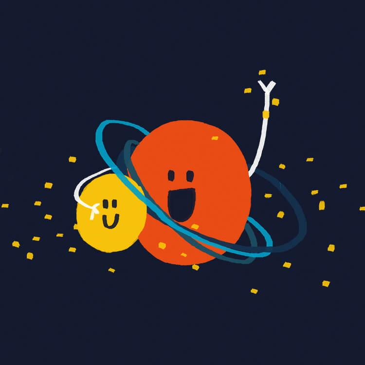 u studio / planetas
