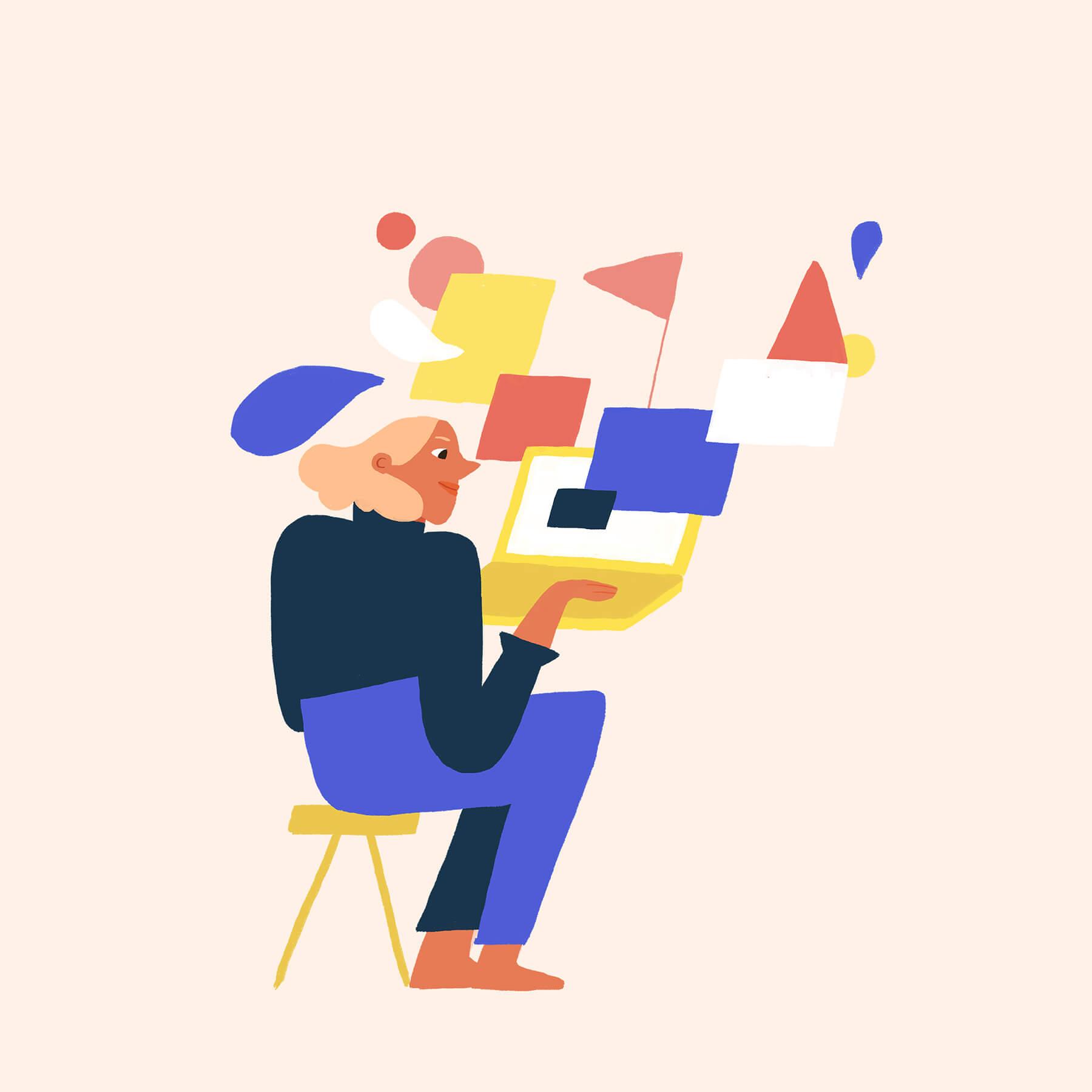 woman-internet-communication-search-building-illustration-violeta-noy
