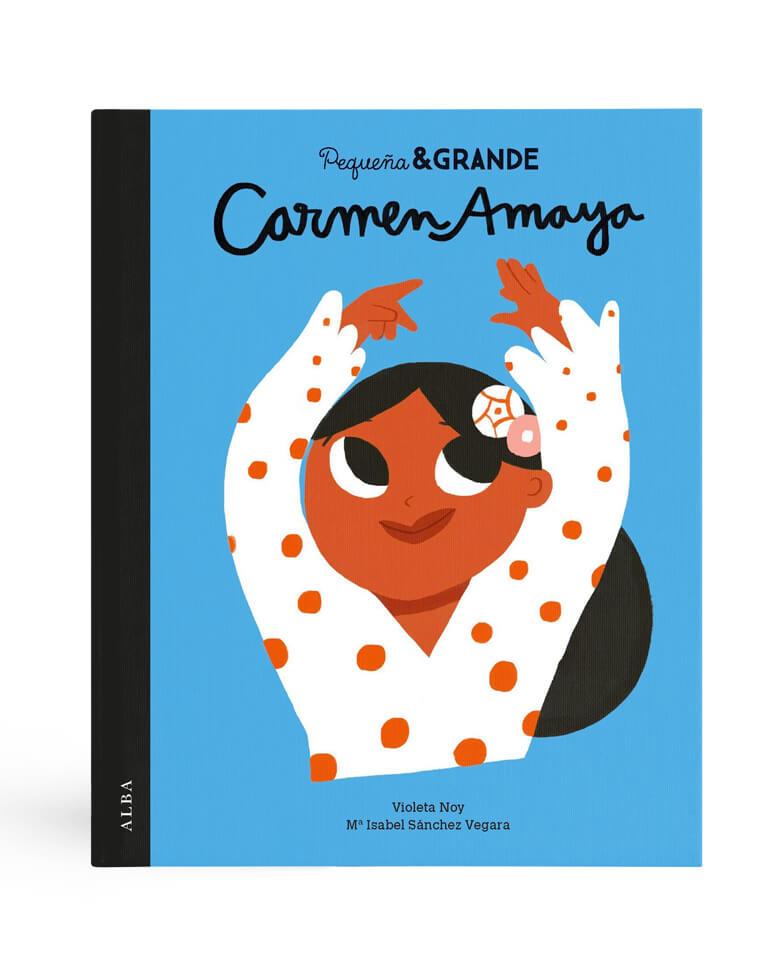 Pequeña & Grande: Carmen Amaya