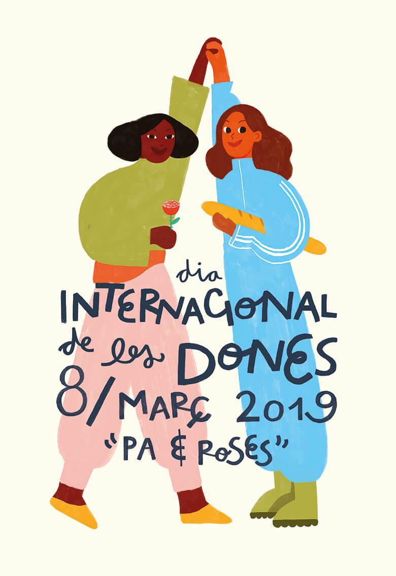 Barcelona International Women's Day 2019