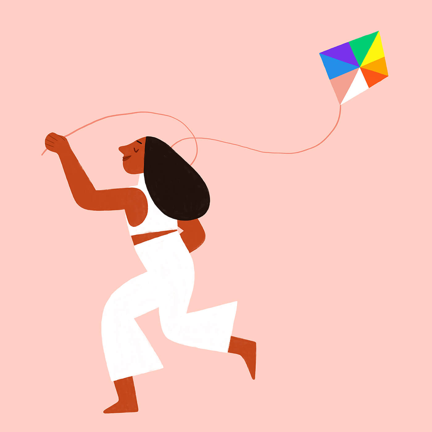 ueno-pride-queer-rainbow-june-kite-proud-illustration-violeta-noy
